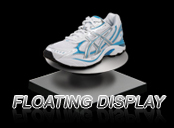 Start viewing our Floating Displays Products